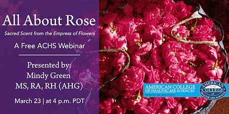 Rose Webinar with Mindy Green